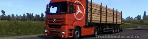 Mercedes-Benz Axor 1840 MP3