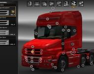 Scania T Mod 1.4.2 для ETS2