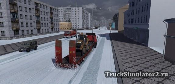 Как играть euro truck simulator 2 online мультиплеер для ets 2.