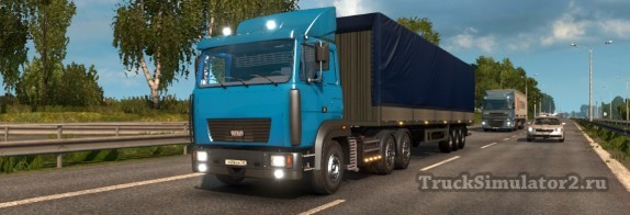 МАЗ-6422 для ETS2