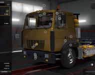 МАЗ-6422M - тюнинг