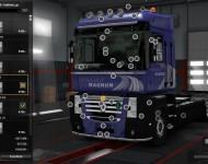 Renault Magnum - тюнинг