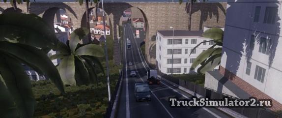 TruckSim 5.1.2 для ETS2 1.13.3