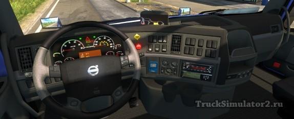 Volvo VNL 670 - приборная панель