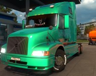 Скачать мод вольво внл 660 для euro truck simulator 2
