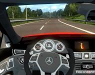 Mercedes-Benz E63 AMG - интерьер