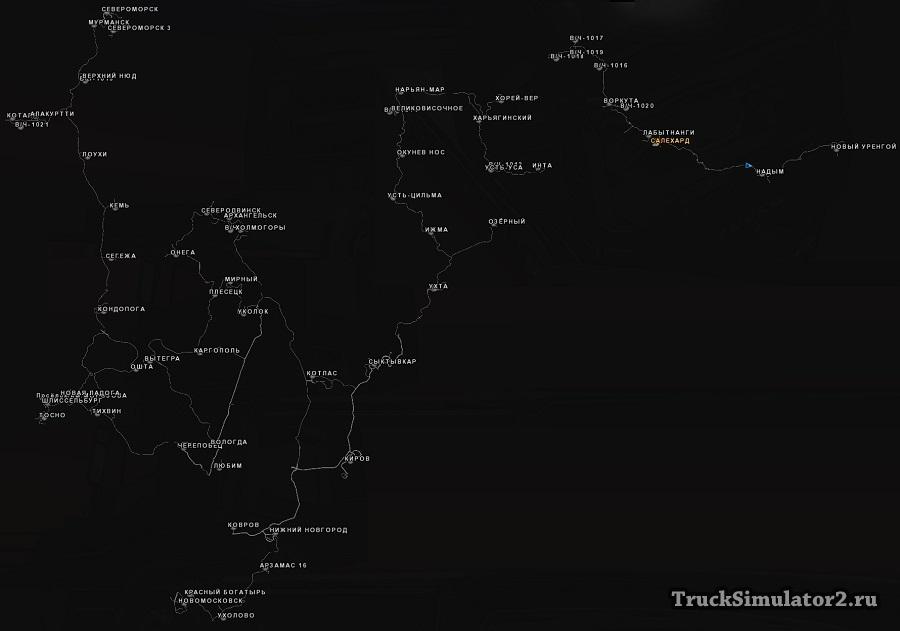 Евро Трек Симулятор 2 Российские Просторы Скачать Торрент - фото 9