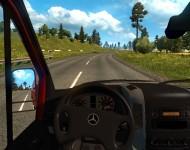 Mercedes-Benz Sprinter - интерьер