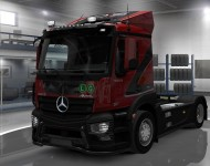Mercedes-Benz Antos 12