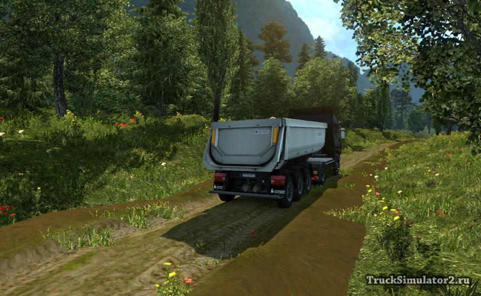 КАРТА ЭЛЬДОРАДО 1.4.5 для Euro Truck Simulator 2 - Скриншот 3