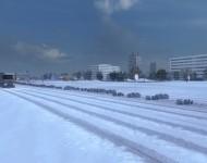 Морозная зима 6.2 - ETS2 1.26