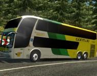 Пак автобусов в траффик