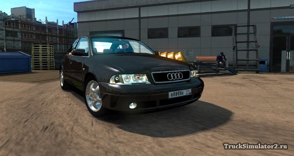 Легковые автомобили для euro truck simulator 2 (ets 2).