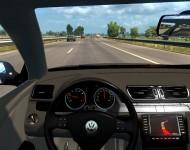 Volkswagen Passat B6 - салон