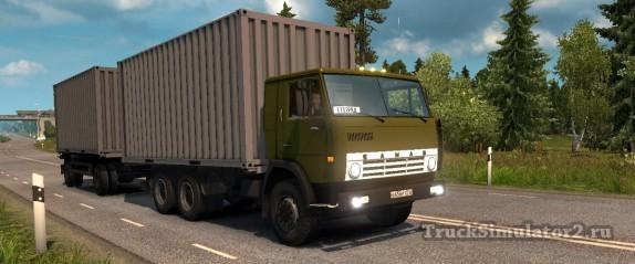 КамАЗ-53212 BDF