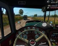 Peterbilt 351 - интерьер, второй вариант