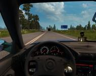 BMW E34 - интерьер