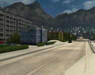 Скачать карту европы для euro truck simulator 2