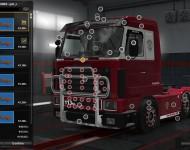 Scania 143M - тюнинг