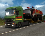 Mercedes-Benz Actros MP1