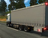 Mercedes-Benz Actros Mp4 BDF