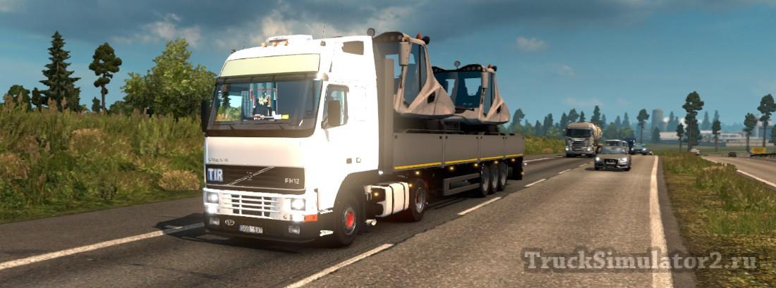 Euro truck simulator 2 tuning mod scania (v. 1. 23) youtube.