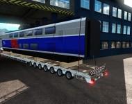 Пак негабаритных грузов