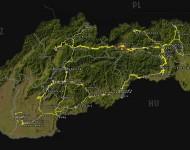 Карта Словакии 6.2.7