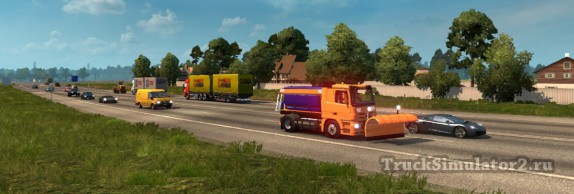 Большой мод на трафик