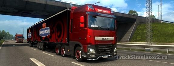 DAF XF Euro 6 (Ohaha)