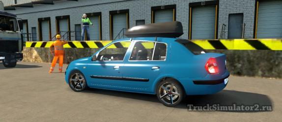 Renault Clio 2 (Renault Symbol)