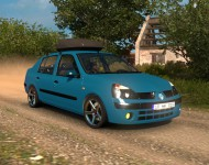 Renault Clio II Sedan
