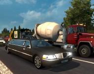 Трафик из ATS в ETS2