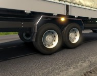Легковой прицеп - колеса