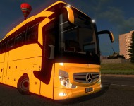 Mercedes-Benz Travego 2016