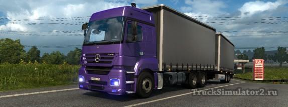 Mercedes-Benz Axor BDF