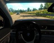 BMW M5 Touring - интерьер