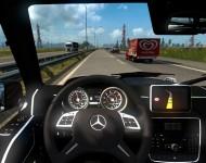 Mercedes-Benz G65 AMG - интерьер салона