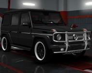 Mercedes-Benz G65 AMG Gelandewagen