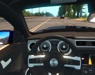 Shelby GT500 - интерьер