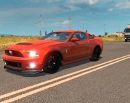 Ford Mustang for ETS2