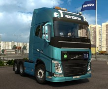 Volvo FH16 2012 Reworked