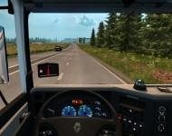 Renault Premium 420 DCI - интерьер