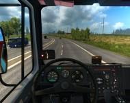 МАЗ-6303 - интерьер
