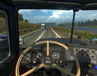Mack Super-Liner - интерьер