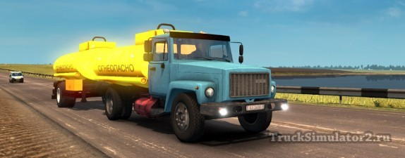 ГАЗ-3307 / 3308