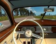 Packard Eight 1948 - панель приборов