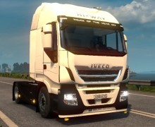 Новый улучшение Iveco Hi-Way