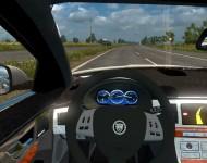 Jaguar XJ - интерьер