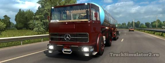 Mercedes-Benz LPS1632